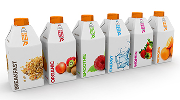Innovative Packaging From SIG Combibloc: Function Meets Design