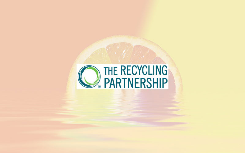 PepsiCo joins The Recycling Partnership