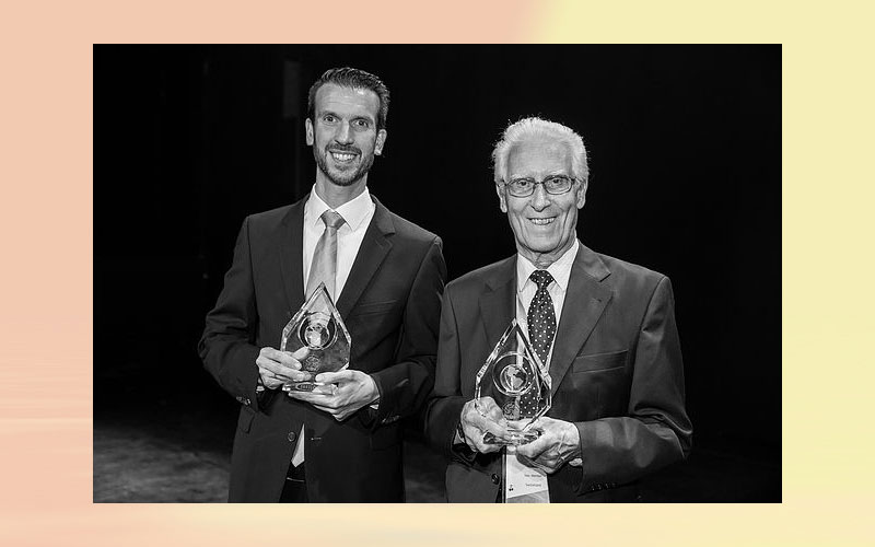 ... and the IFU Awards 2017 go to: Paul Zwiker and Erbslöh Geisenheim AG!