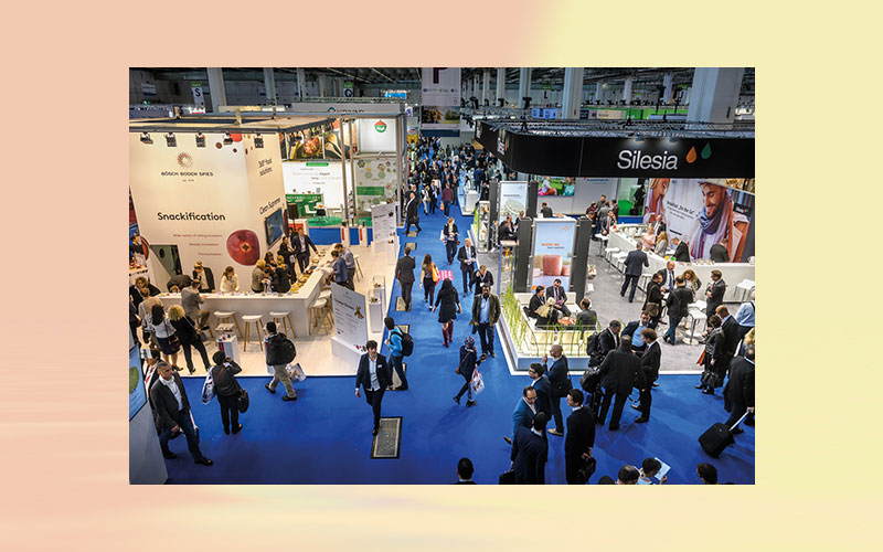 Visitors from more than 135 nations celebrated the latest in food innovation at Fi Europe & Ni 2017