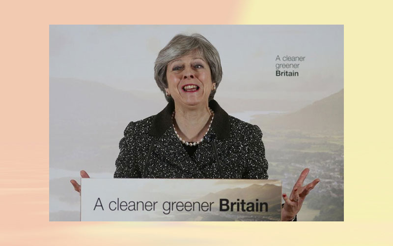UK: Government launch 25 Year Environment Plan