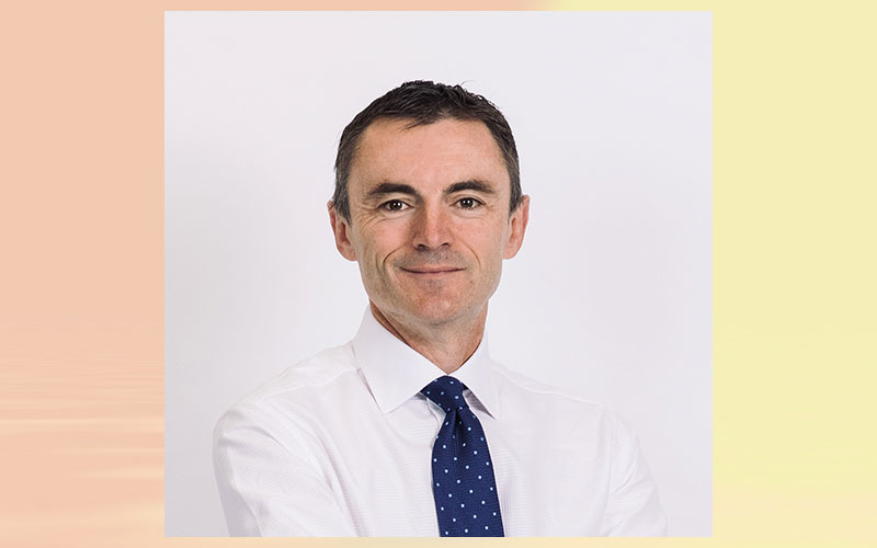 Nick Hampton appointed Chief Executive of Tate & Lyle PLC