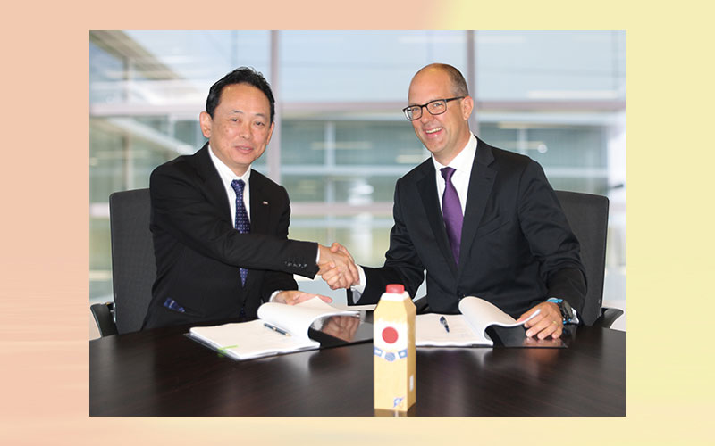 DNP and SIG create joint venture in Japan