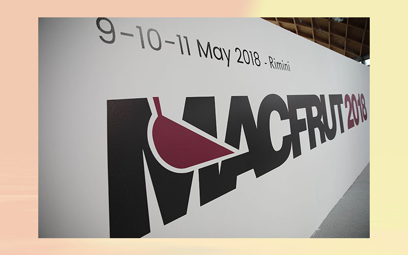 Macfrut 2018, an international convention on the European peach and nectarine market