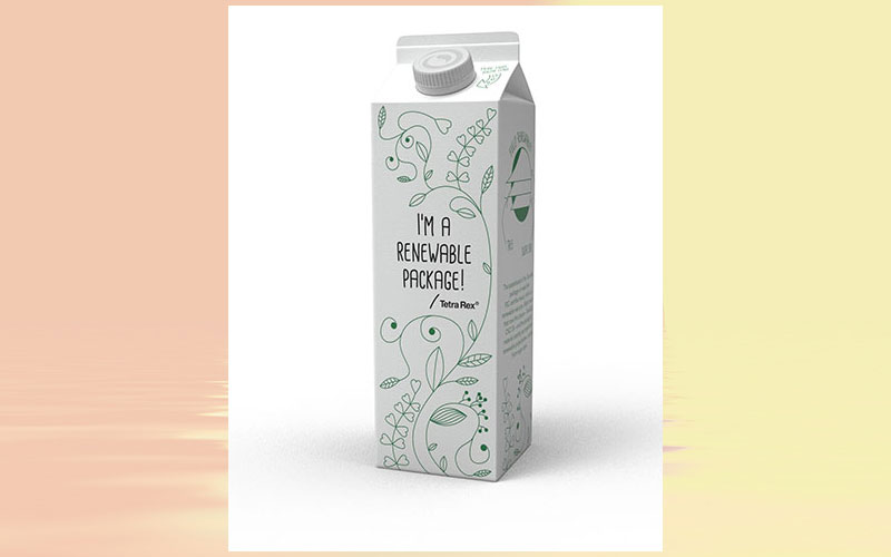 Tetra Pak delivers more than half a billion fully renewable packages