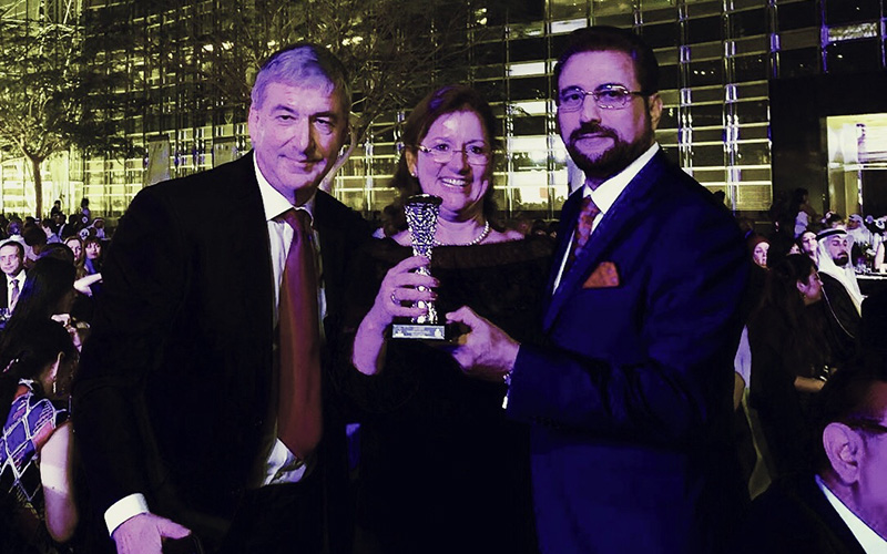 Frutco AG won runners up award AIM 2018 for best Investment Latinamerica