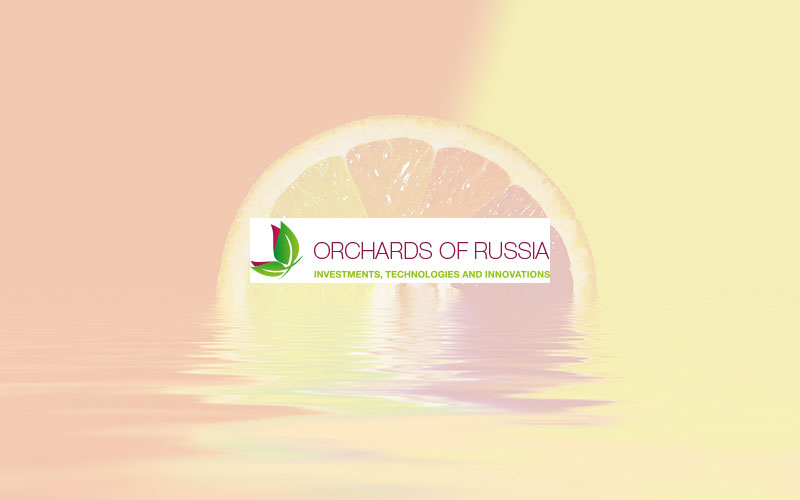 Orchards of Russia