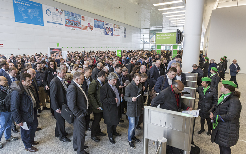 Record result: Anuga FoodTec 2018 achieves a significant increase in attendance