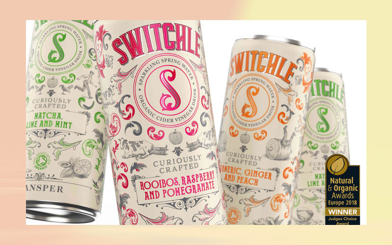 Curiously crafted sodas