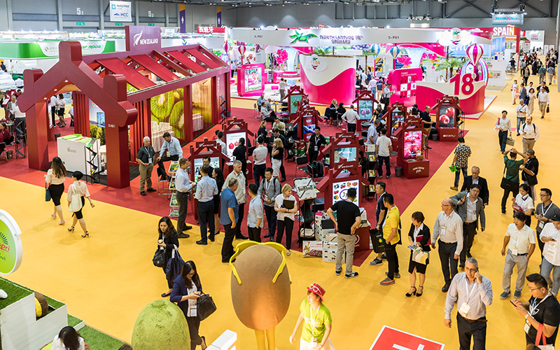 ASIA FRUIT LOGISTICA: Geared up for growth