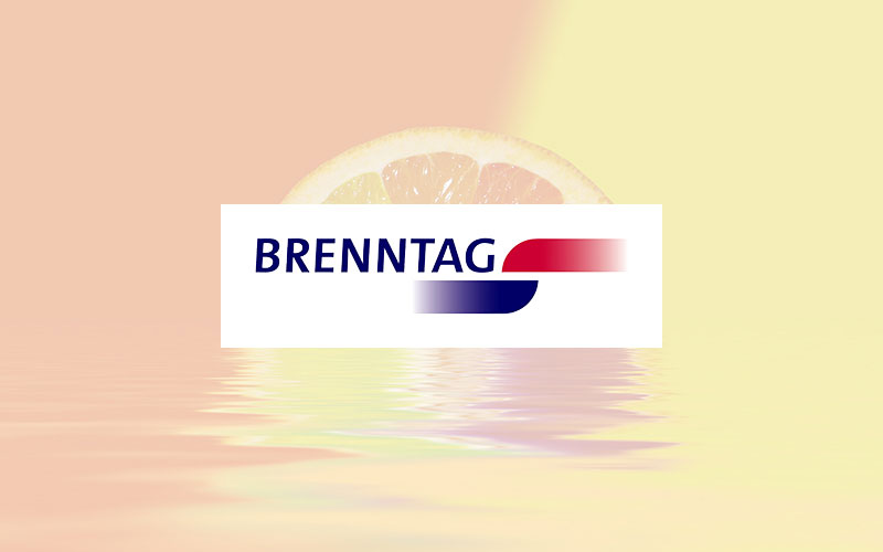 Brenntag North America's Food & Nutrition unit announces new collaboration with Silvateam for the distribution of Pectin
