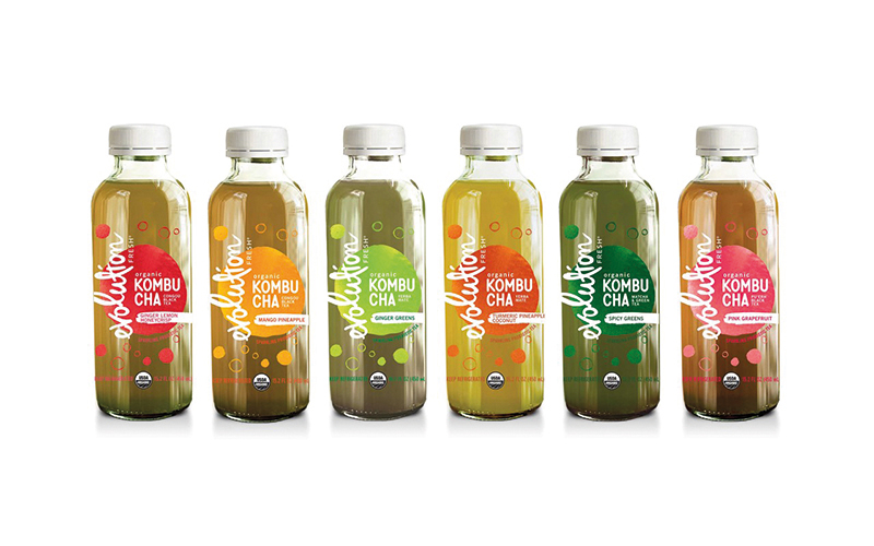 Evolution Fresh launches bottled line of organic kombucha