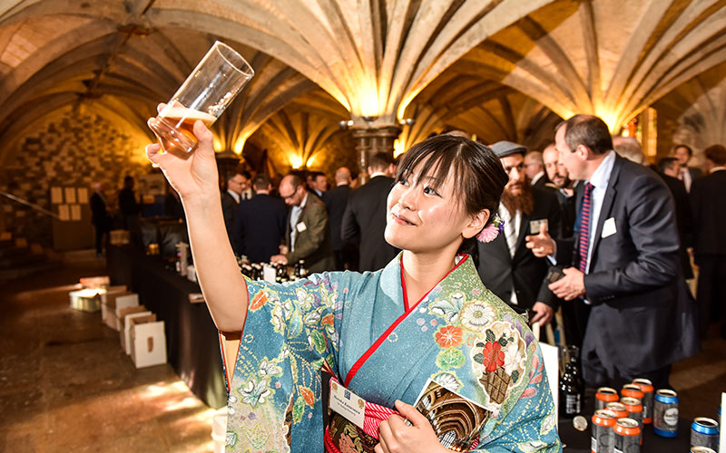 Entries now open fort he world's oldest International Brewing & Cider Awards
