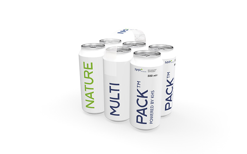 KHS wins award for environmentally-friendly packaging with Nature Multipack™