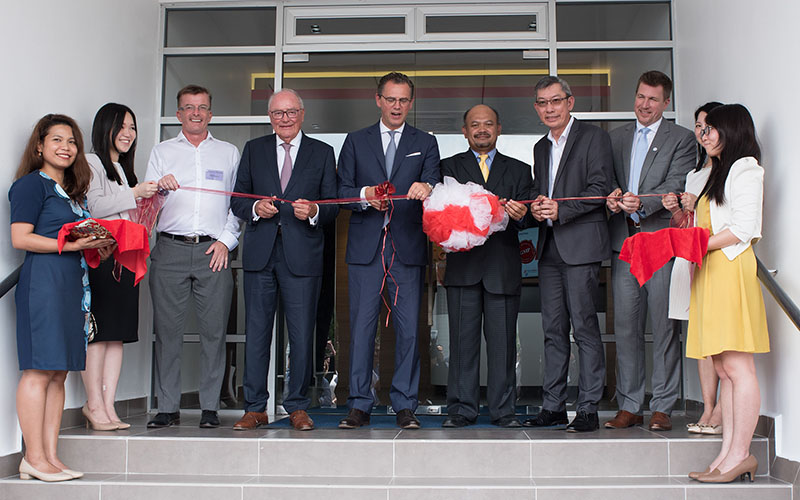 Stern-Wywiol Gruppe opens new production centre for food ingredients in Malaysia