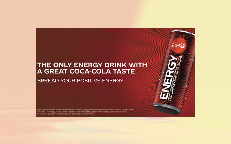 Coca-Cola Energy to Launch in 2019, Starting in Europe