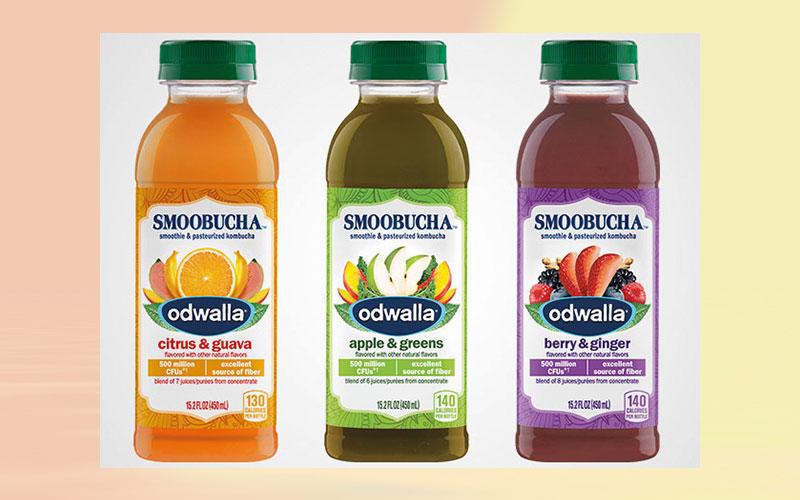 Odwalla launches Smoobucha