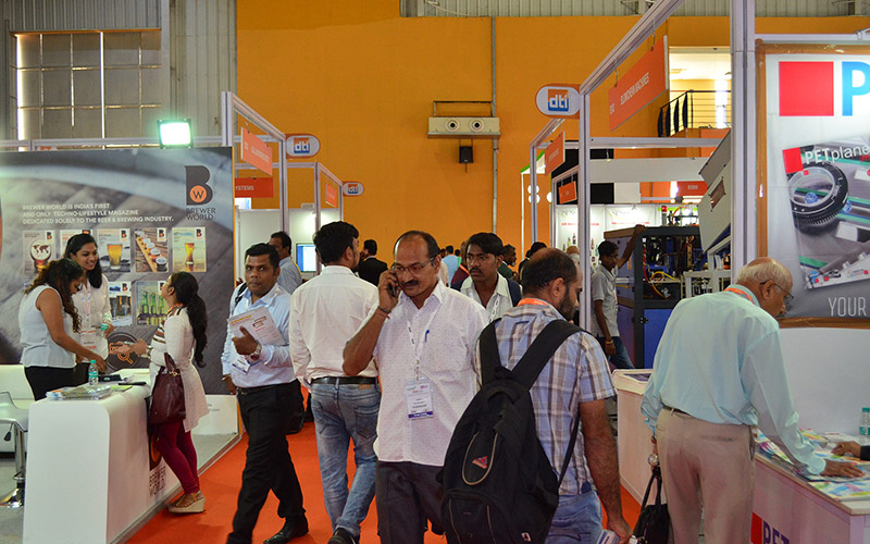 drink technology India South - strong impression at premiere show