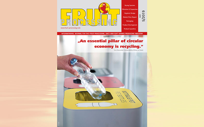 FRUIT PROCESSING 5/2019 is available!