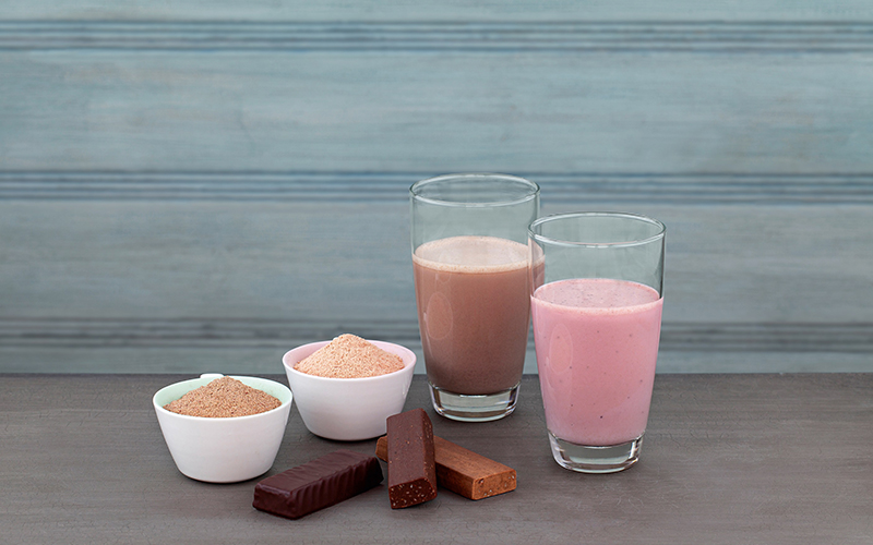 Functional food goes organic: Huge market potential in bars and shakes
