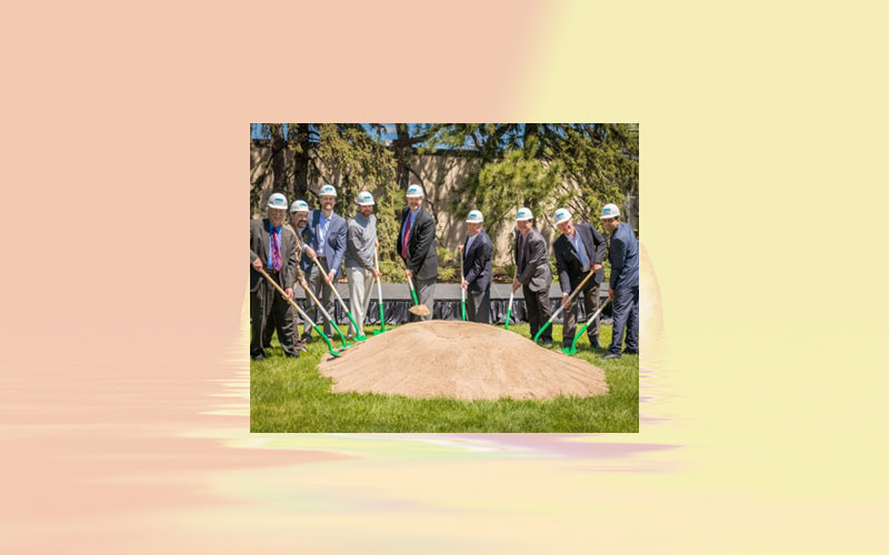 Donaldson breaks ground for new material research center at its corporate headquaters in Bloomington, Minnesota