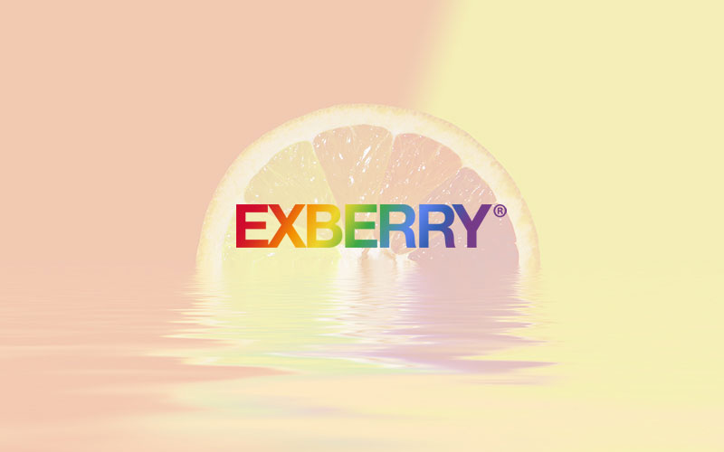 New EXBERRY reds offer greater intensity at lower dosages and contain no added sugar