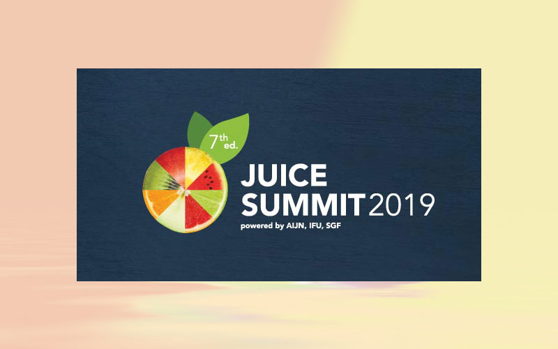 The Juice Summit - the leading, annual conference for fruit juice executives worldwide