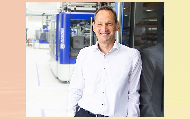 Thomas Hartkämper is new COO of Kautex Maschinenbau