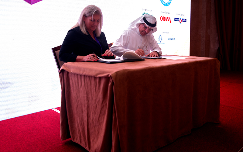 SGF International and the Arab Beverages Association sign a cooperation agreement