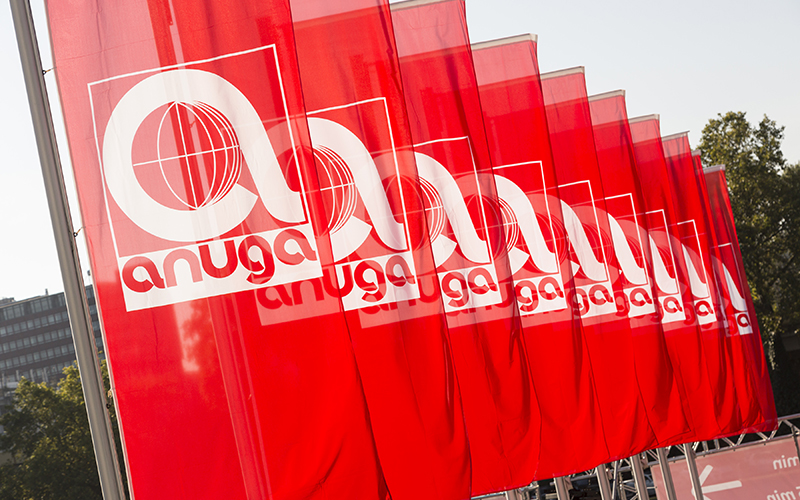 100 years of concentrated food competence: Anuga breaks all records