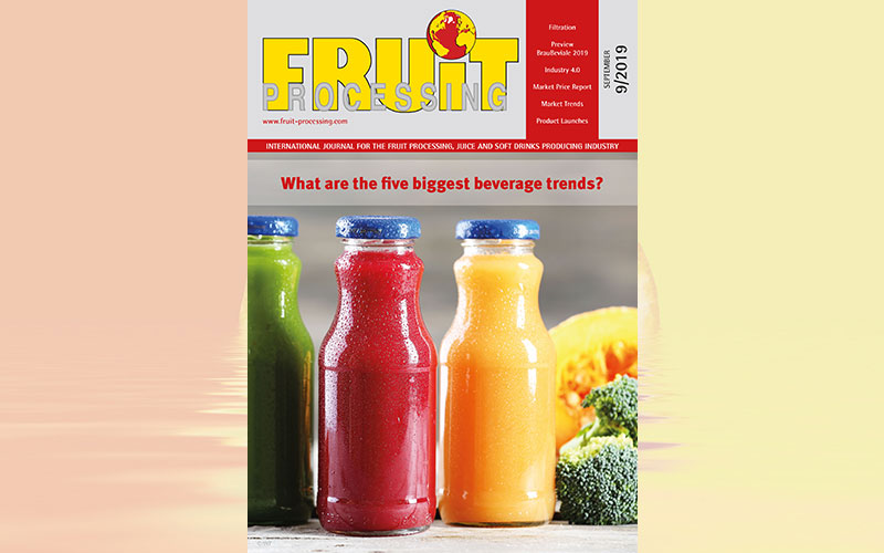FRUIT PROCESSING 9/2019 is available!