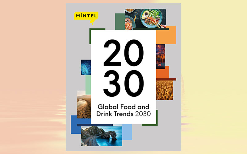 Mintel announces Global Food and Drink Trends for 2030