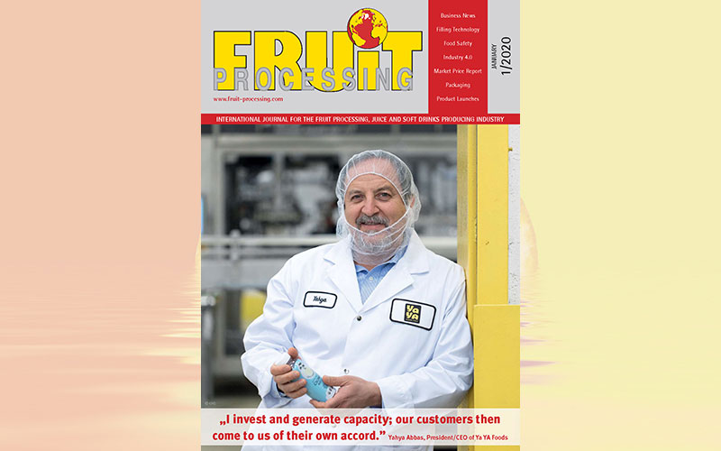 FRUIT PROCESSING 1/2020 is available!