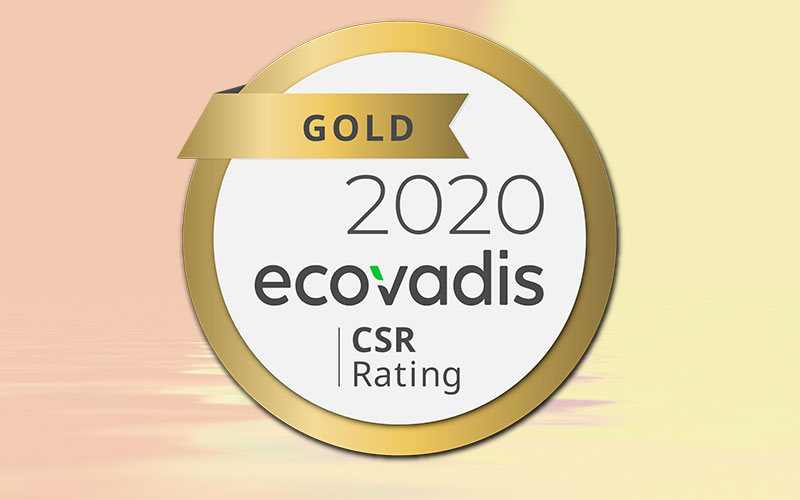 Ecolean at the top globally in trusted sustainability rankins
