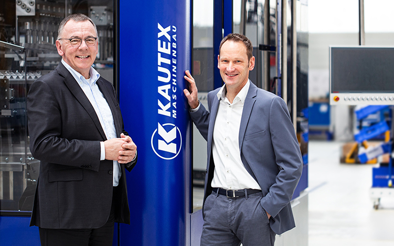 Thomas Hartkämper is the new CEO of Kautex Maschinenbau – Dr. Olaf Weiland joins the advisory board