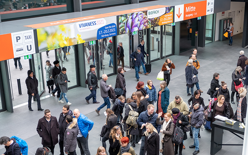BIOFACH and VIVANESS 2020: Combined trade fair hits new high of 3,792 exhibitors