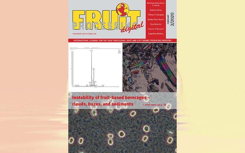 FRUIT PROCESSING 2/2020 is available!