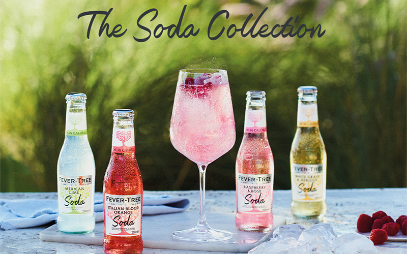 New Fever-Tree range