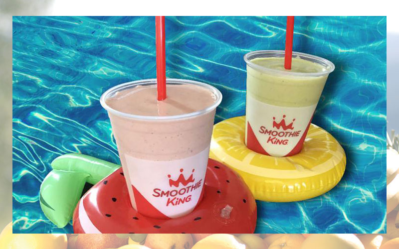 Smoothie King introduces Metabolism Boost smoothies to curb appetites