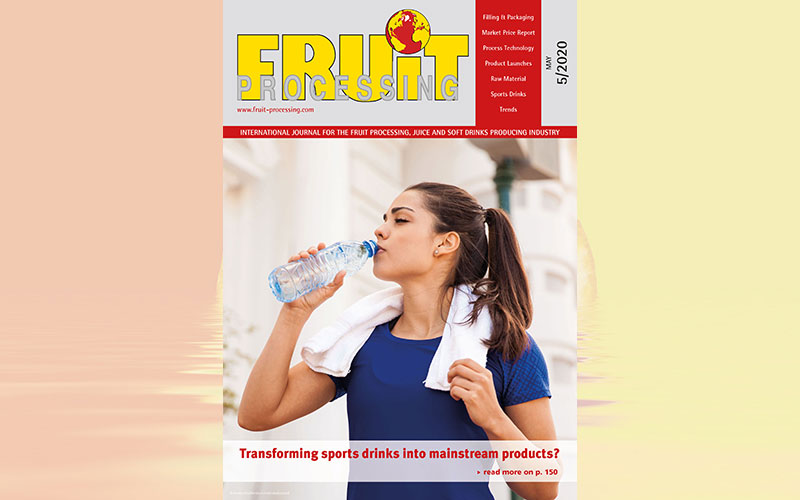 FRUIT PROCESSING 5/2020 is available!