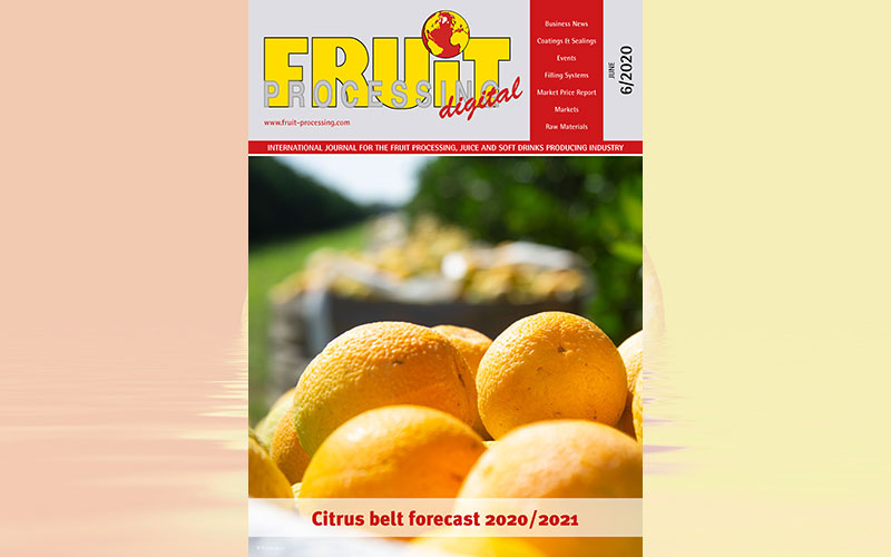 FRUIT PROCESSING 6/2020 is available!