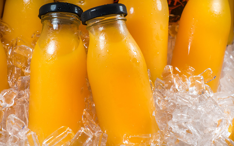 Putting the squeeze on fruit-juice sugars is scaling up