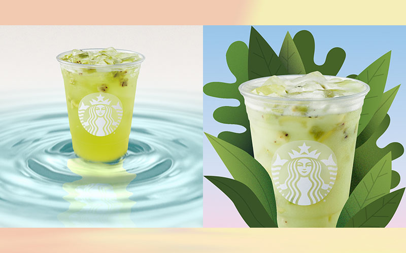 Enjoy the last sips of summer with Starbucks new colorful drinks now available in the U.S.