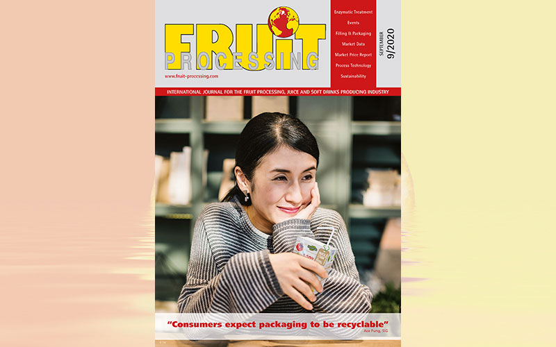 FRUIT PROCESSING 9/2020 is available!