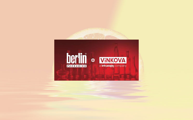 Berlin Packaging expands its presence in Northern Europe with the acquisition of Vinkova, Dutch leaders in glass packaging