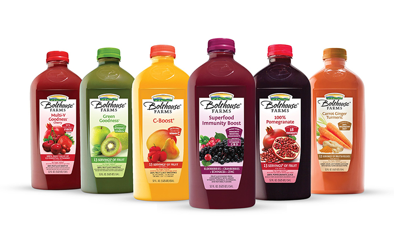 New Bolthouse Farms Superfood Immunity Boost satisfies consumer demand for products with functional ingredients