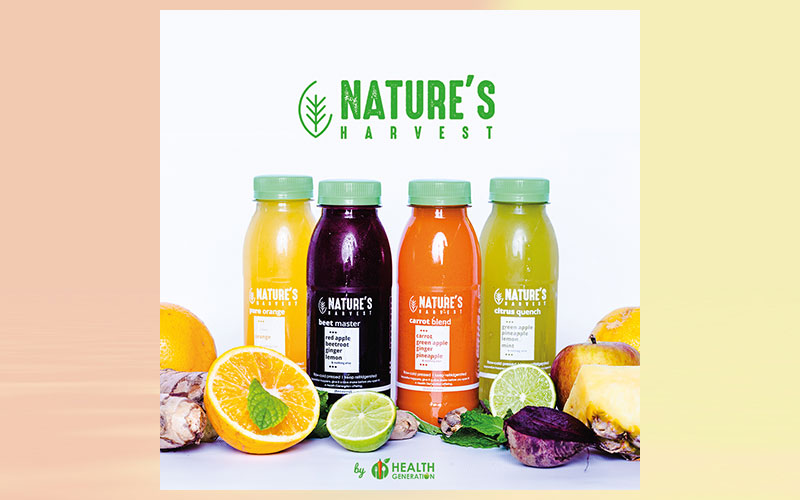 Health Generation launches new juice line for retail stores