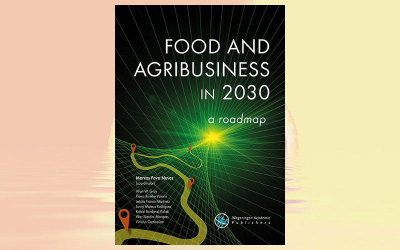 New book! Future of food!