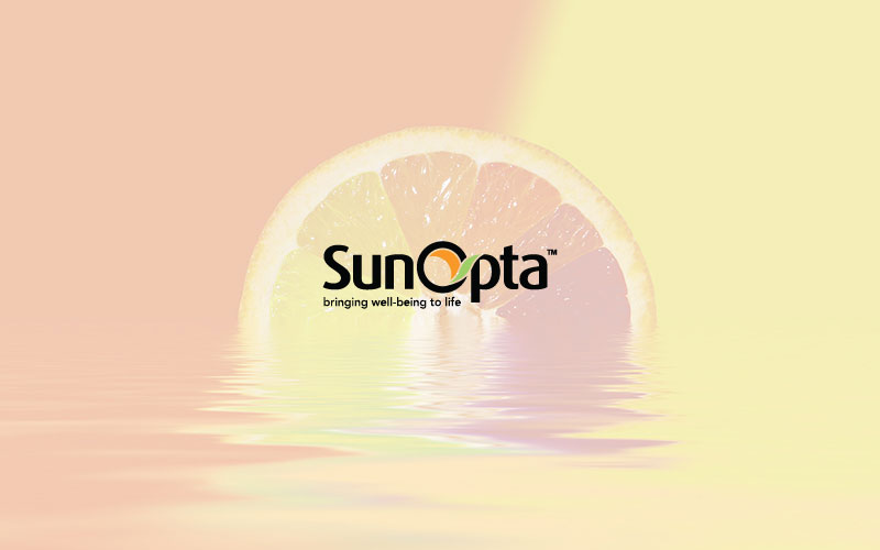 SunOpta announces agreement to sell its global ingredients segment to Amsterdam Commodities N.V.