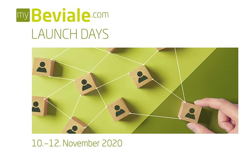 myBeviale.com: digital dialogue platform for the beverage industry goes live!